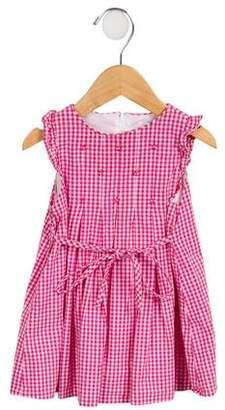 Florence Eiseman Girls' Gingham Sleeveless Dress