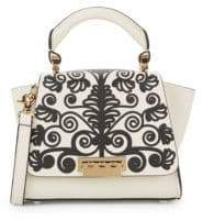 Zac Posen Eartha Novelty Embroidery Tote