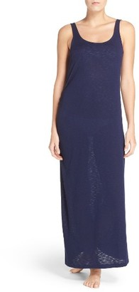 Women's Tommy Bahama Slubbed Maxi Tank Dress $96 thestylecure.com