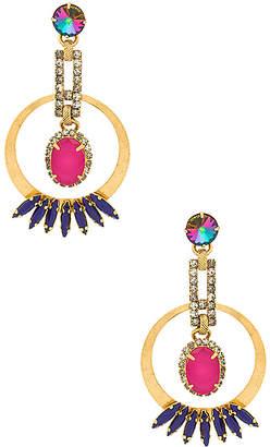 Elizabeth Cole Reese Earrings