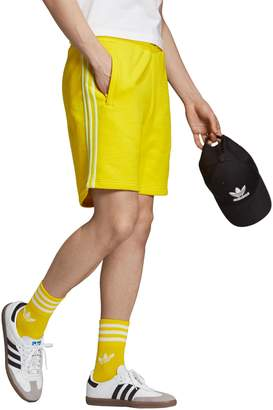 adidas Adicolor 3-Stripes French Terry Shorts