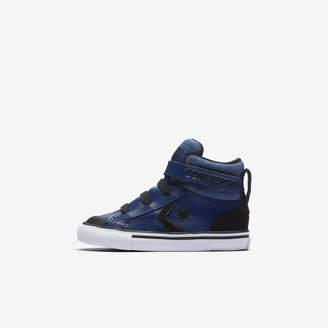 Nike Converse Pro Blaze Strap High Top Boys Shoe
