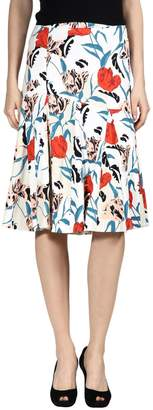 Thakoon Knee length skirts