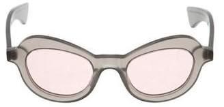 Illesteva Delfina Cat-Eye Sunglasses