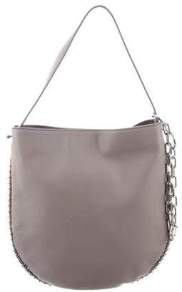 Alexander Wang Roxy Studded Leather Satchel