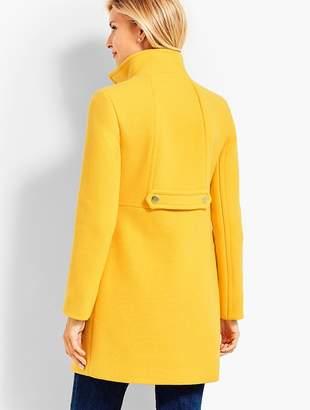Talbots Stand-Collar Coat