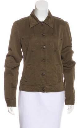 Dolce & Gabbana Denim Long Sleeve Jacket w/ Tags