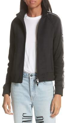 Alexander Wang French Terry Track Jacket
