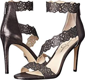 Jessica Simpson Women's Geela Heeled Sandal