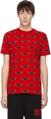 McQ Red Racing T-Shirt