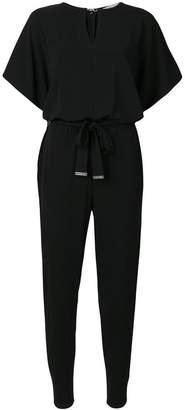 MICHAEL Michael Kors clasp neck jumpsuit