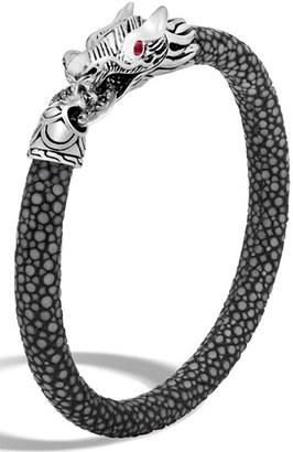 Women's John Hardy Legends Naga 6Mm Station Bracelet $795 thestylecure.com