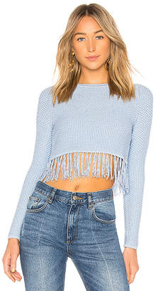NBD Rosalind Knit Crop Top