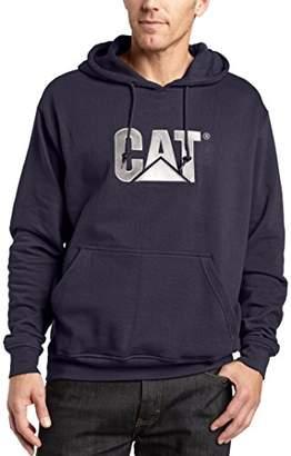 Caterpillar Men's Trademark Hooded Sweatshirt