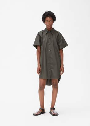 MM6 MAISON MARGIELA Short Sleeve Shirt Dress