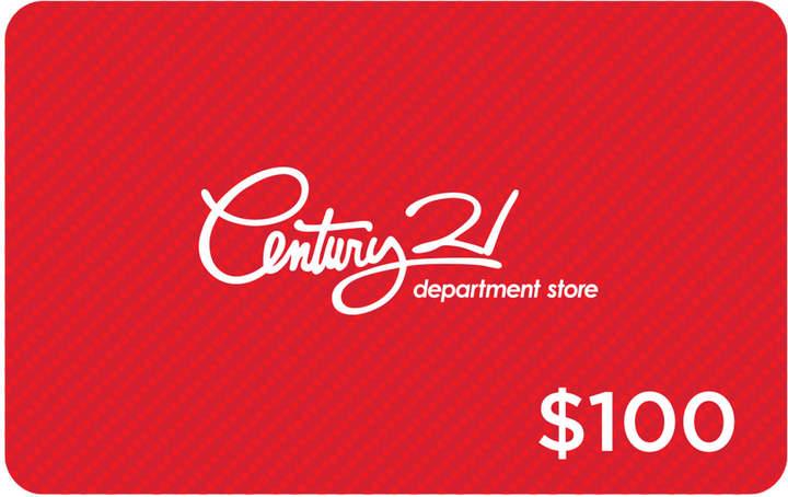 $100 E-Gift Card