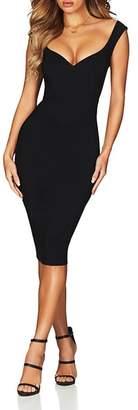 Nookie Magic Off-the-Shoulder Dress