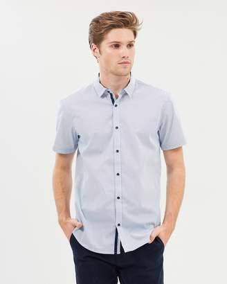yd. Adsley Slim Fit SS Shirt