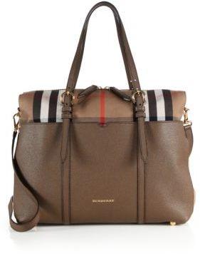 Burberry Diaper Bag $1,495 thestylecure.com