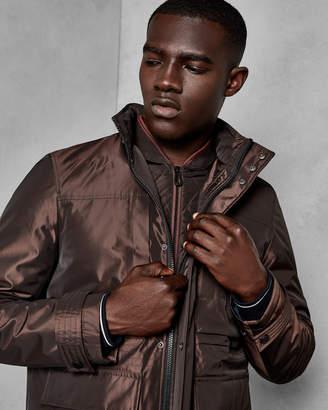 Ted Baker OKA Nylon field jacket