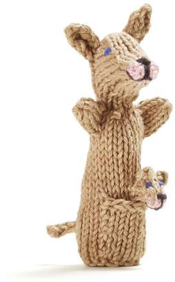 Abc Home Collection Kangaroo Finger Puppet
