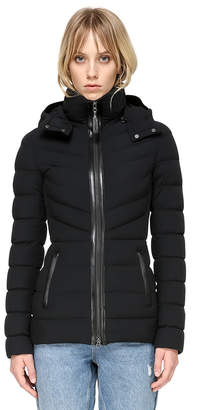 Mackage PATTI LIGHTWEIGHT DOWN JACKET WITH HOOD