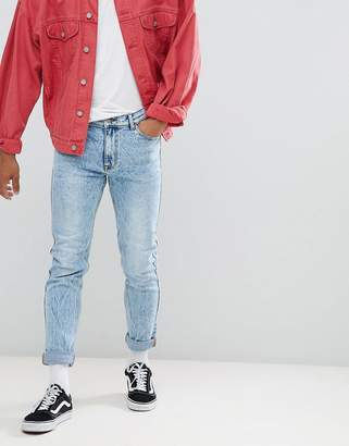 Dr. Denim slim clark jeans foggy blue