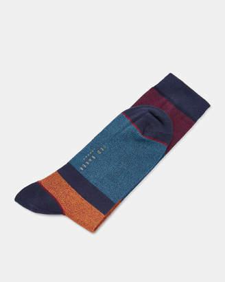 Ted Baker HANNEL Block colour cotton socks