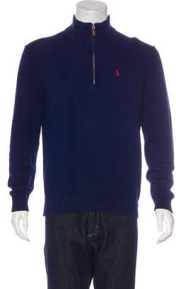 Polo Ralph Lauren Knit Zip Sweater