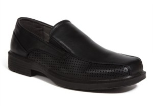 Deer Stags Men's Fortgreene Dress Casual Cushioned Comfort Bike Toe Slip-On Loafer Men's Shoes