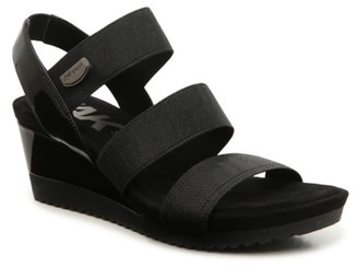 Anne Klein Shelly Wedge Sandal