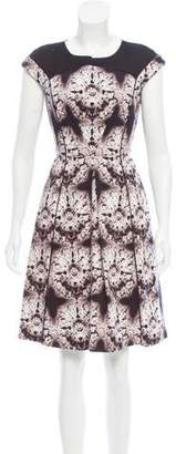 Mantu Printed Knee-Length Dress
