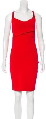 Ralph Lauren Black Label Bodycon Mini Dress