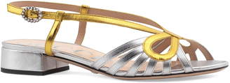 Gucci Zephyra Sandal