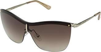 GUESS Women's Gu7471 Shield Sunglasses