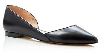 Marc Fisher Sunny Pointed Toe d'Orsay Flats