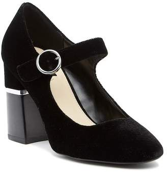 Jones New York Emmi Velvet Mary Jane Pump