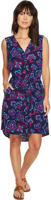 Hatley Split-Neck Shirtdress Women's Dress