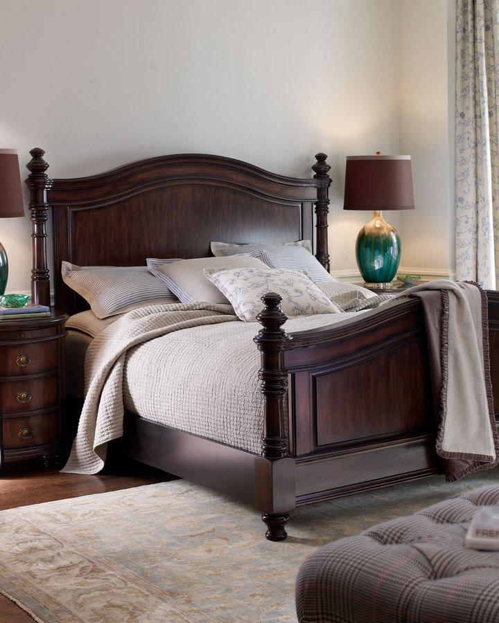 blair waldorf bedroom. Bernhardt Modena King Bed Picture of Blair Waldorf s Bedroom on Gossip Girl  POPSUGAR Home