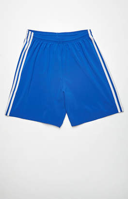 adidas Condivo Blue Drawstring Active Shorts