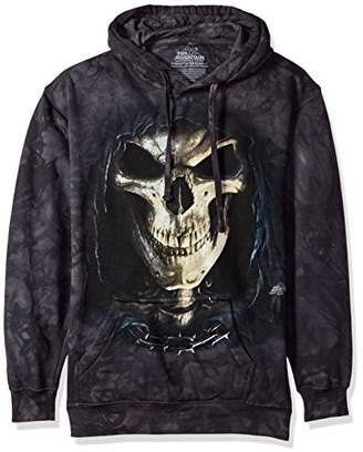 The Mountain Big Face Death Adult Hoodie