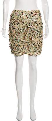 3.1 Phillip Lim Embellished Mini Skirt w/ Tags