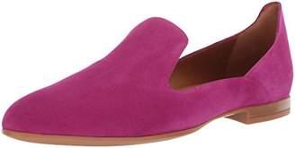 Aquatalia Women's Emmaline Suede Loafer Flat