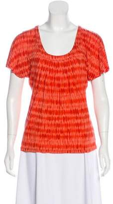Michael Kors Jersey Short Sleeve Top