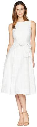 Calvin Klein Belted Midi Dress CD8H29NY Women's Dress