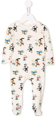Stella McCartney Dandy print pajamas