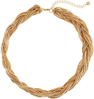 Lydell NYC Multi-Strand Braided Choker