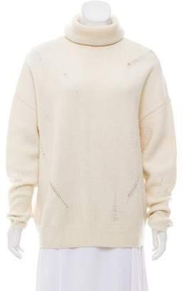 MICHAEL Michael Kors Wool Oversize Sweater