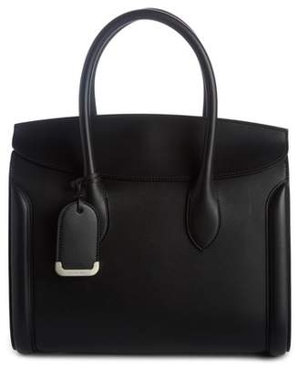 Alexander McQueen Heroine 30 Sweet Calfskin Leather Shopper