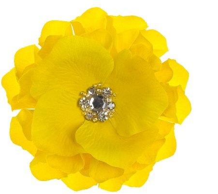 Girls' Flower pin
